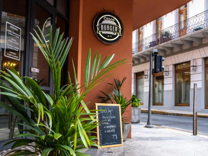 Casco Burger (Casco Antiguo)