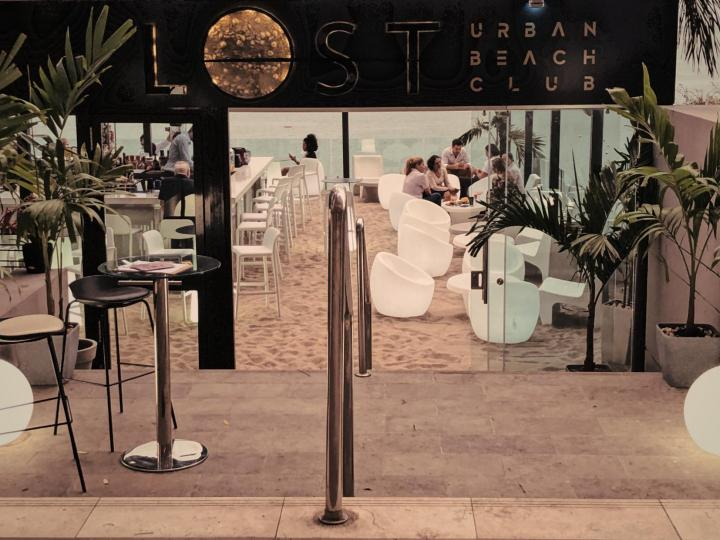 Lost Urban Beach Club