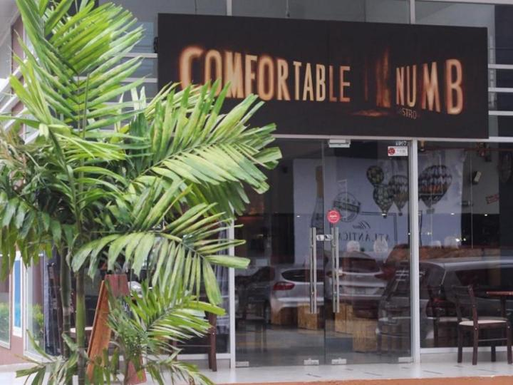 Comfortable Numb Gastro